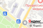 Схема проезда до компании Армавирский юридический техникум в Армавире
