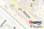 Схема проезда до компании Микрозайм в Армавире