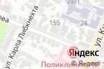 Схема проезда до компании Адвокатский кабинет Люфт Е.В. в Армавире
