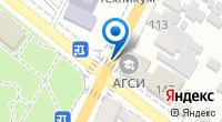 Компания Армавир на карте