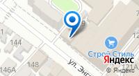 Компания МегаСтрой на карте