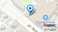 Компания СтройСфера на карте