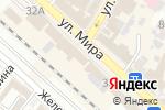 Схема проезда до компании Ювелирная мастерская в Армавире