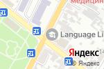 Схема проезда до компании Language Link в Армавире