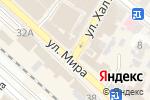 Схема проезда до компании Банкомат, Банк Уралсиб, ПАО в Армавире