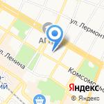 Юридическое агентство на карте Армавира
