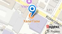 Компания МаксиДом на карте