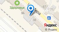 Компания Салон кованных изделий на ул. Мира на карте