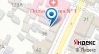 Компания Территориальный фонд обязательного медицинского страхования Краснодарского края на карте