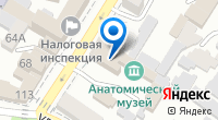 Компания Анатомический музей на карте
