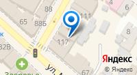 Компания Айс на карте