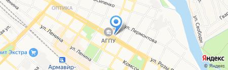 Мегафон на карте Армавира