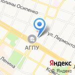 Антикварный магазин на карте Армавира
