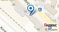Компания БУМ на карте