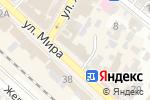 Схема проезда до компании Горячий ключ в Армавире