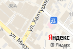 Схема проезда до компании Ювелирный магазин в Армавире