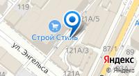 Компания Магазин радиодеталей и пультов на карте