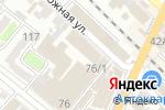 Схема проезда до компании Магазин дверей в Армавире