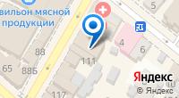 Компания ДНС на карте