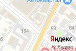 Схема проезда до компании Архангельский лес в Армавире