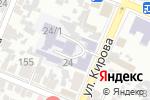 Схема проезда до компании Армавирский лингвистический социальный институт в Армавире