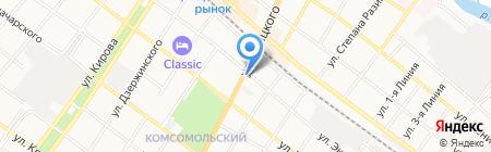 Специальное конструкторское бюро испытательных машин на карте Армавира