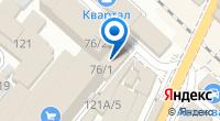 Компания Торговый павильон мебельной фурнитуры на карте