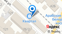 Компания Магазин телерадиодеталей на карте