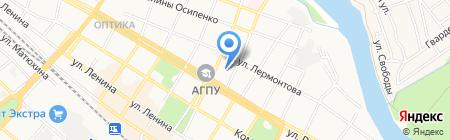 MAXIMUM на карте Армавира