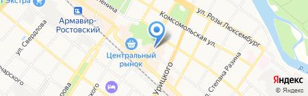 Продукты24 на карте Армавира