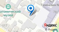 Компания Минбанк на карте
