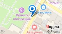 Компания Apple Service на карте