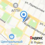 Бeнк+ на карте Армавира