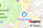 Схема проезда до компании Валентина в Армавире