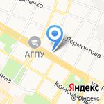 Армавирский городской суд на карте Армавира