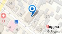 Компания Юником на карте