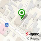 Местоположение компании Юником