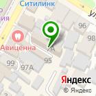 Местоположение компании Архитектурно-проектная фирма