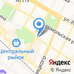 Копейкин Дом на карте Армавира