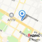 Центр армянской национальной культуры им. А.Г. Ованесова на карте Армавира
