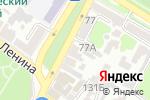 Схема проезда до компании Краснодарская краевая коллегия адвокатов в Армавире