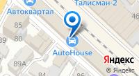 Компания DinamicAvto на карте