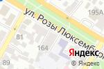 Схема проезда до компании Адвокатский кабинет Агафонова В.Н. в Армавире