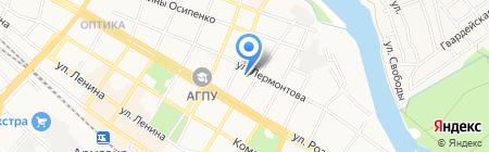 Специальная (коррекционная) общеобразовательная школа VIII вида №22 на карте Армавира