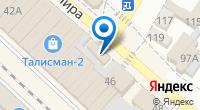Компания Окнопарк на карте