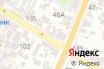 Схема проезда до компании Аладжев в Армавире