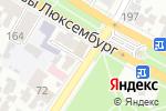 Схема проезда до компании Кирпич-Групп в Армавире