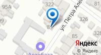 Компания Автобаза на карте