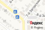 Схема проезда до компании Югория в Заветном