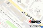 Схема проезда до компании Левша в Армавире